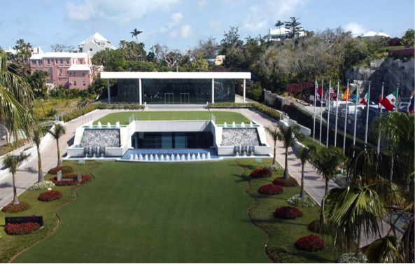 The Avery Review Architecture Inspirited Mies In Bermuda Pants